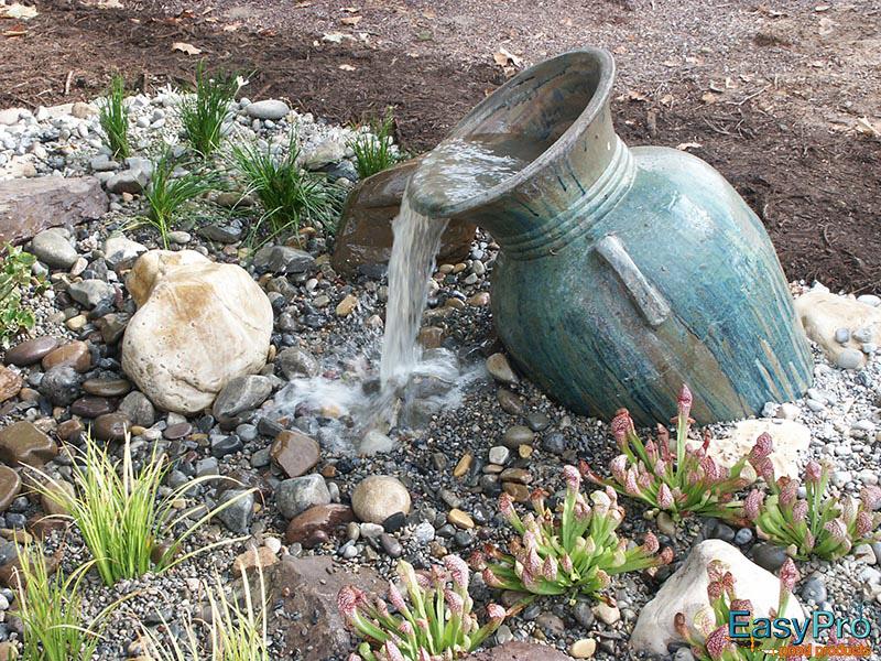 Carolina Pondscapes Vase