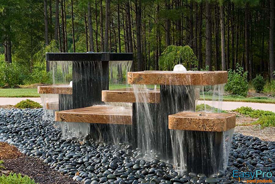 Carolina Pondscapes Fountain