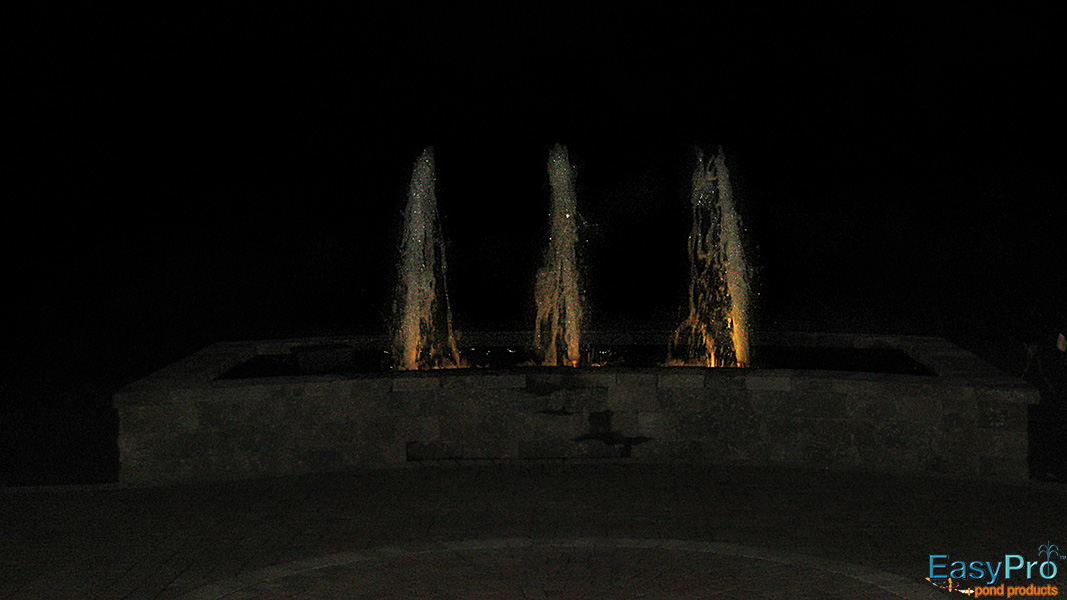 JK Fountain Night FN1