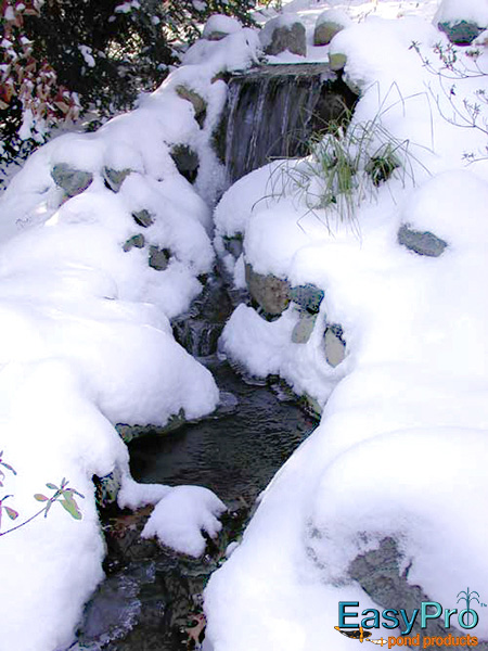 LL Waterfall Snow