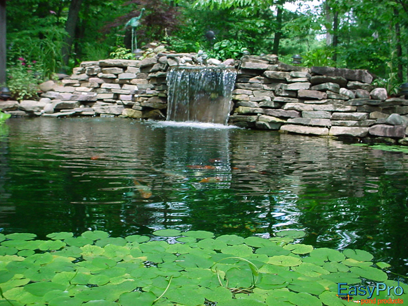 Pondw-falls