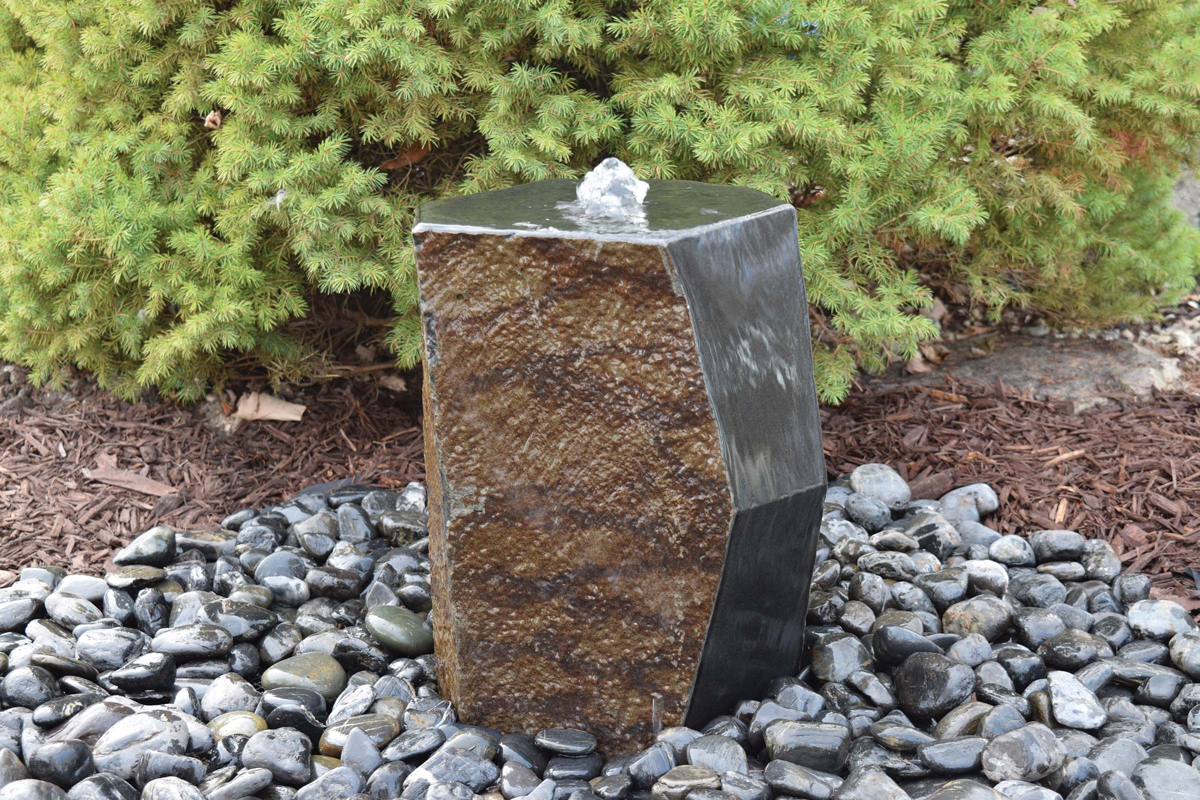 Bevel Sided Basalt