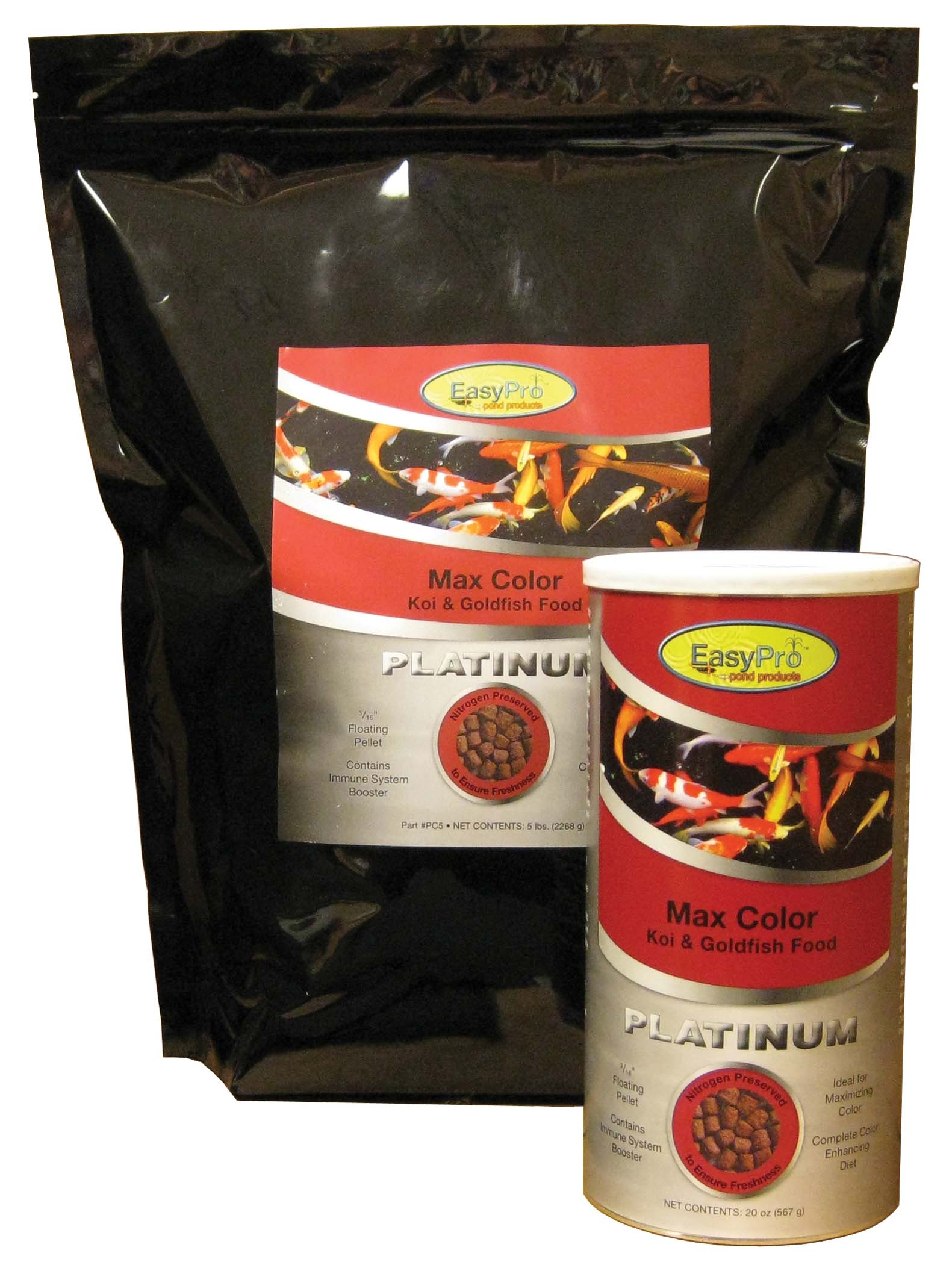Fish Food - EasyPro Pond Products