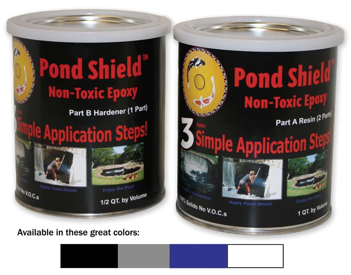 Paqm Pond Armor 174 Pond Shield 174 Copper Metallic Easypro