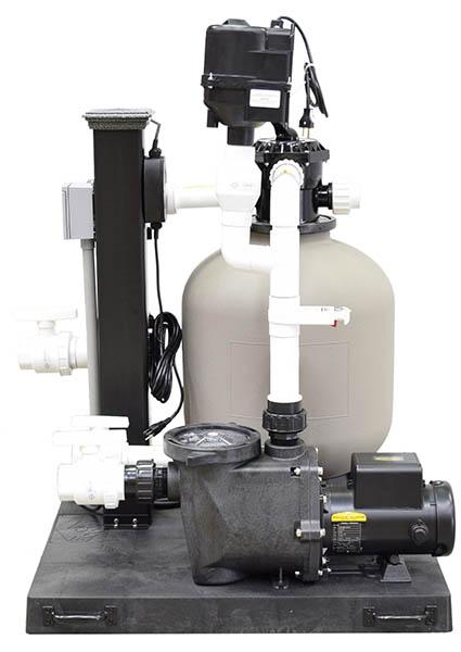 Smf3600 Easypro Skid Mount Filtration System 3600 Gallon